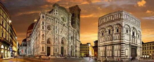 Флоренция — цветущий город в сердце Италии