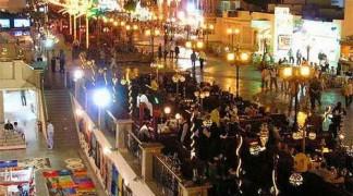 Наама Бей – самое популярное место отдыха туристов в Шарм Эль Шейхе