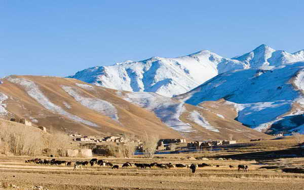 Бамиан Афганистан