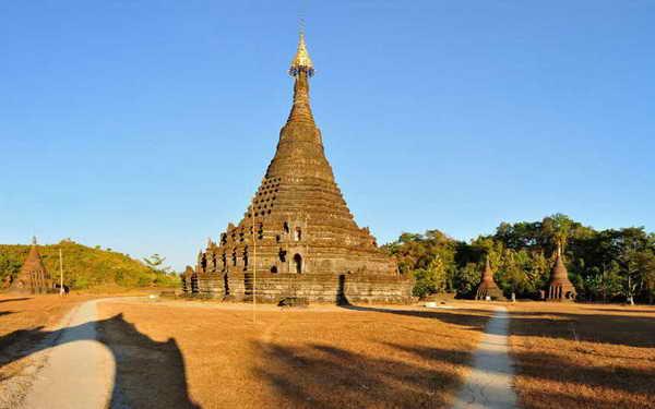 Ракхайн, Бирма (Мьянма)
