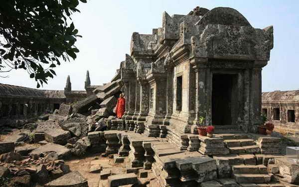 Прэахвихеа, Камбоджа