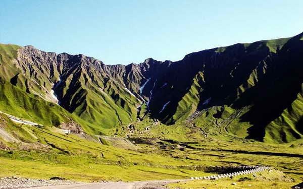 Южной Осетия