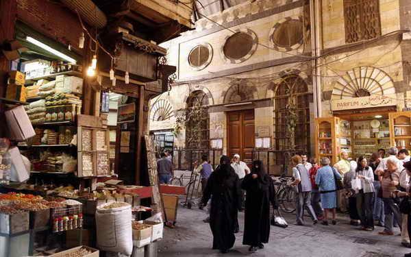 Дамаск Сирия