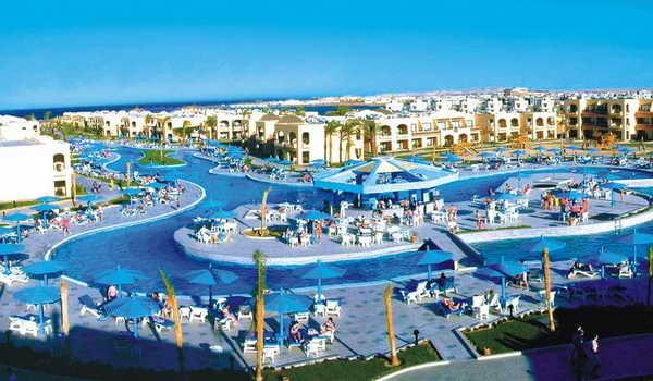 Египет Хургада Отель Али Баба Палас