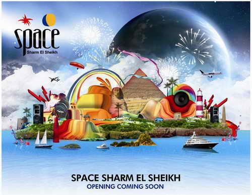 Клуб Space Шарм эль Шейх