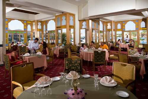 Отель Али Баба Ресторан
