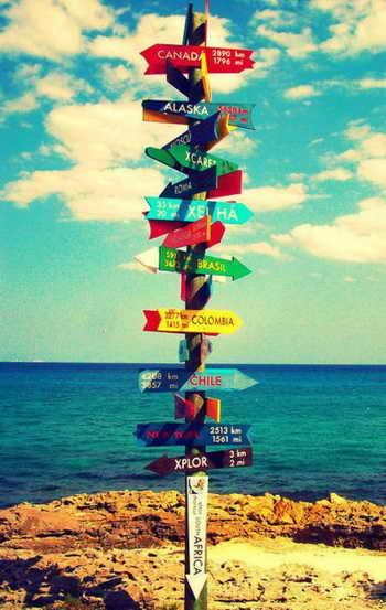 Куда поехать отдыхать