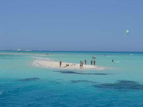 Где отдохнуть в Египте