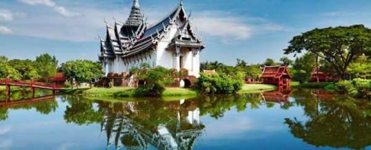 Отдых и путешествия в страны Азии