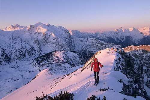 Лыжные курорты Германии Berchtesgaden