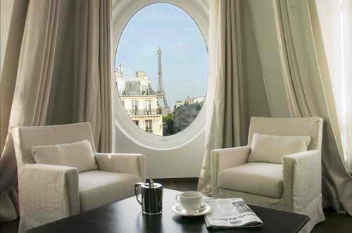 Бутик-отель в Париже