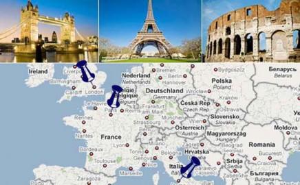 где лучше отдыхать в европе и знакомиться