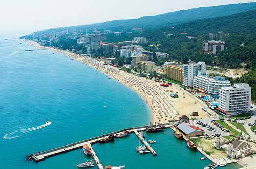 Золотые Пески Болгария