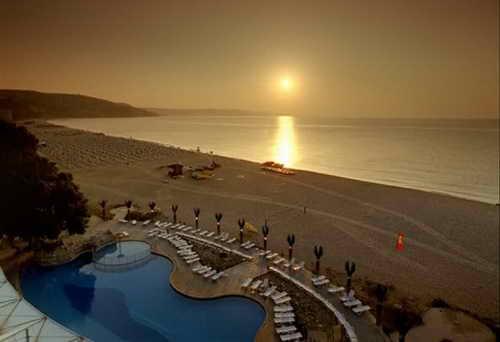 Албена Курорты Болгарии