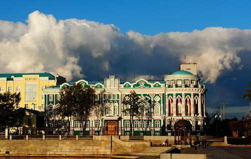 Екатеринбург Гостиницы