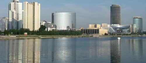 Выбираем отель в Екатеринбурге