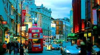 Путешествие в Лондон обычного «миллионера»