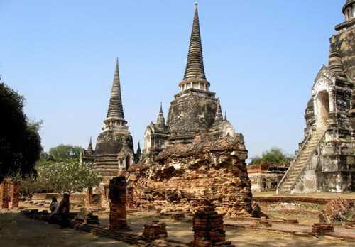 Тайланд, достопримечательности