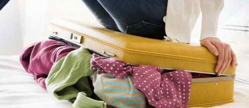 Едем отдыхать в Анапу, упаковываем багаж правильно