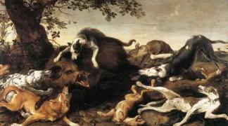 Охота на кабана в окрестностях Праги