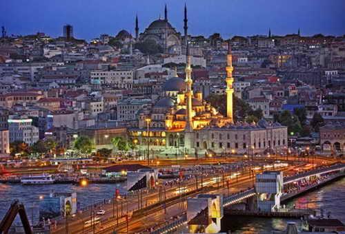 Бюджетный отдых в Стамбуле