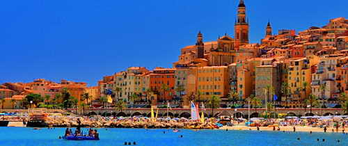 Лазурный берег Франции – курорт только для миллионеров