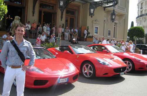 Авто в Монте-Карло