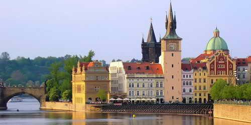 Чехия, экскурсии