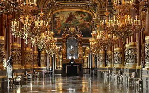 Гранд Опера Париж