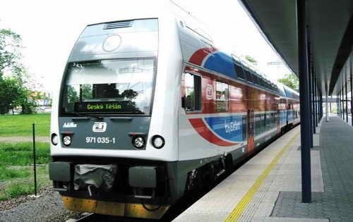 Поезд в Прагу