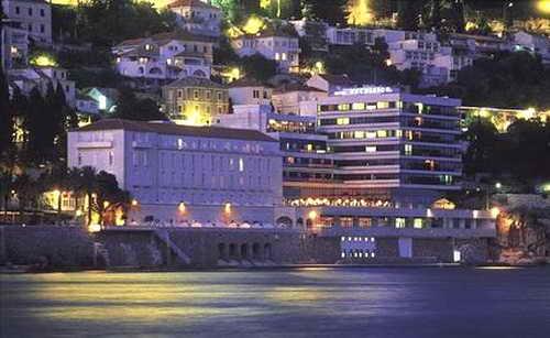 Отель Dubrovnik Excelsior