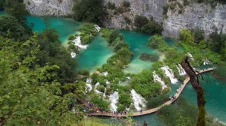 Поездка на Плитвицкие озёра в Хорватии
