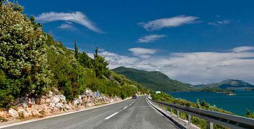 doroga v Dubrovnik