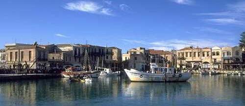 Путешествие на Крит (Греция) с $100