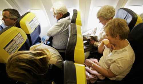 ЛоуКост авиалинии Ryanair