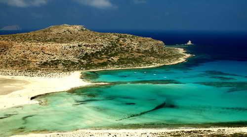 Бухта Балос Крит Греция