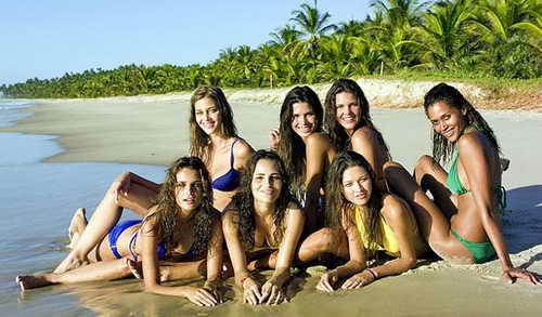 Доминикана пляжы