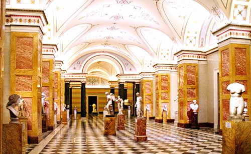 Эрмитаж залы