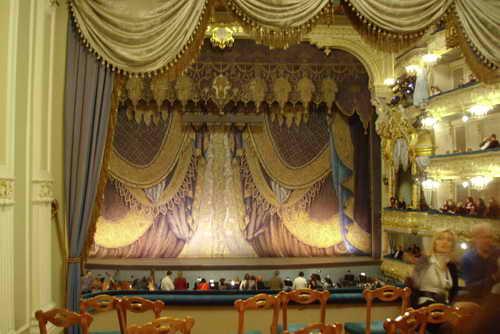 Мариинский театр СПБ
