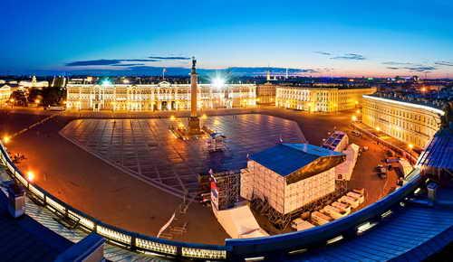 СПБ Дворцовая площадь