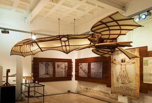 музей Леонардо да Винчи в Риме