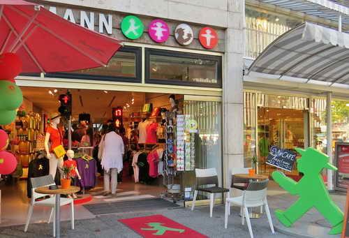 магазин ampelmann берлин