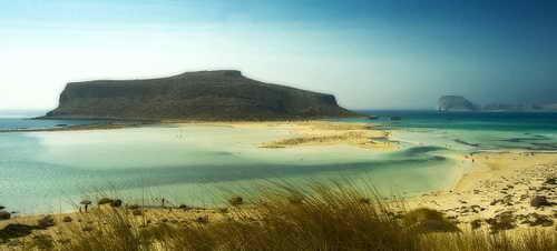 крит бухта балос