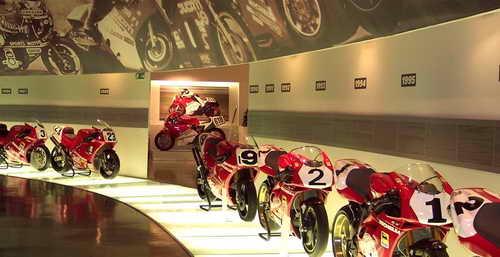 Музей Дукати Болонья
