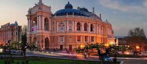 Как в Одессе интересно провести время на выходные?