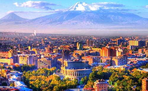 Ереван столица Армении