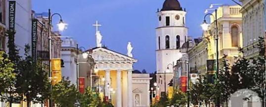 Уикенд в Вильнюсе