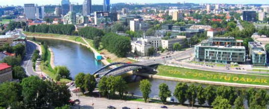 Поездка в Вильнюс на выходные