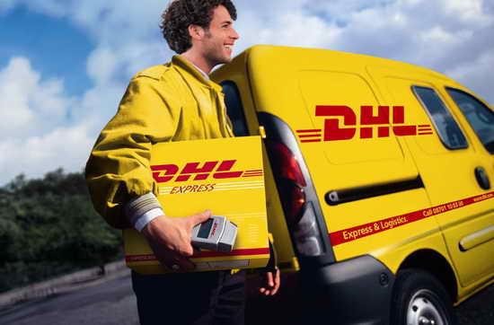 DHL доставка документов