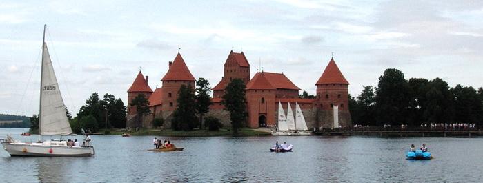 Литва отдых в отпуске
